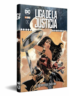 Liga de la Justicia: Coleccionable semanal tomo3