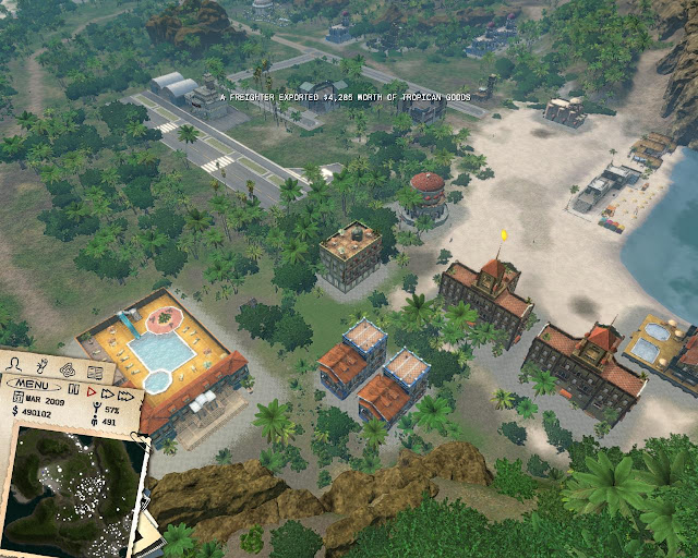 Tropico 3 Gold Edition Gameplay