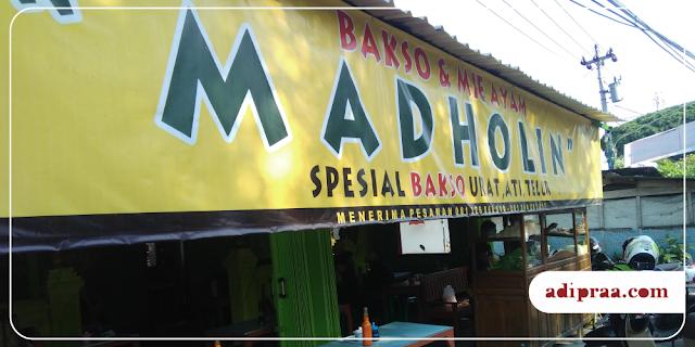 Bakso dan Mie Ayam Madholin | adipraa.com
