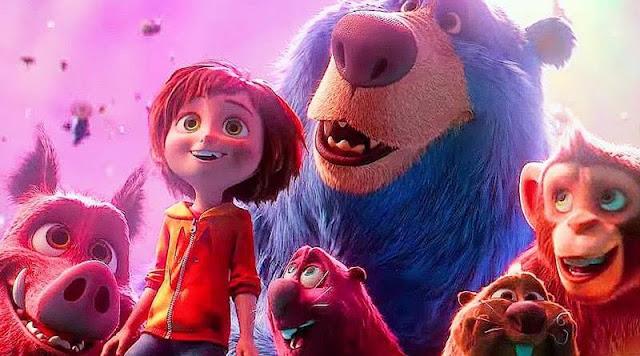Sinopsis Wonder Park (2019), Film Animasi Terbaru Paramount Pictures