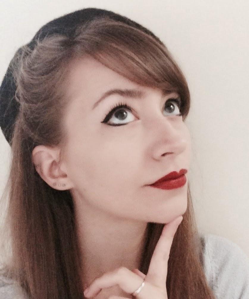 Preferenza Make-up: top 5 red lipsticks     CiCi Marie MG79