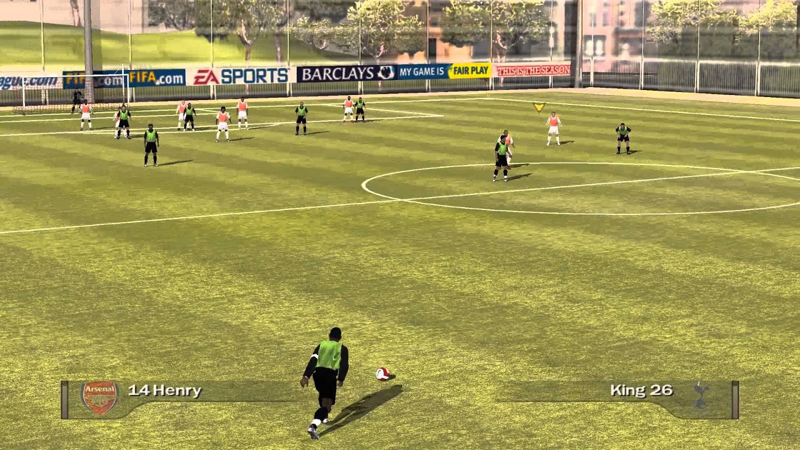Download Fifa 07 Highly Compressed Game For PC