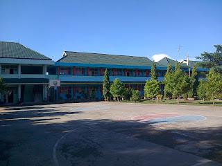 Beginilah SMA Negeri 1 Pinrang Zaman Dulu