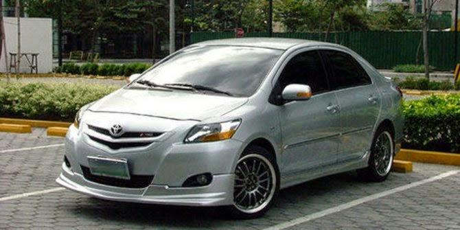 Foto Toyota Vios G Mobil Sedan Bekas Harga Murah Terbaru