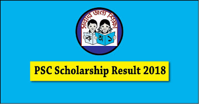 PSC Scholarship Result 2017