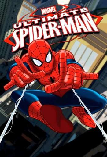 Ultimate Homem-Aranha 1ª Temporada Torrent – WEB-DL 720p Dual Áudio