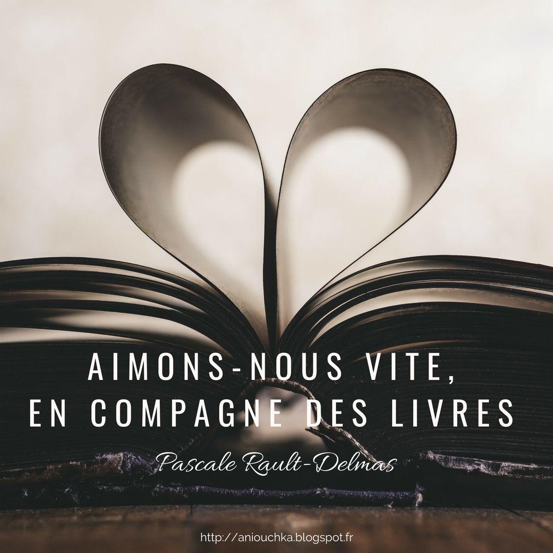 La compagnie des livres de Pascale Rault-Delmas