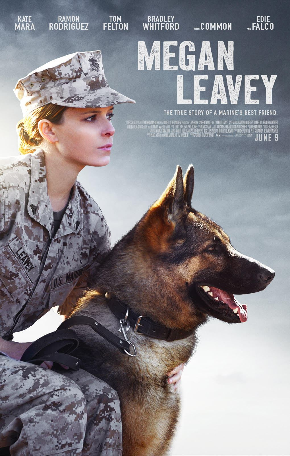 Megan Leavey [2017] [DVDR] [NTSC] [Latino]
