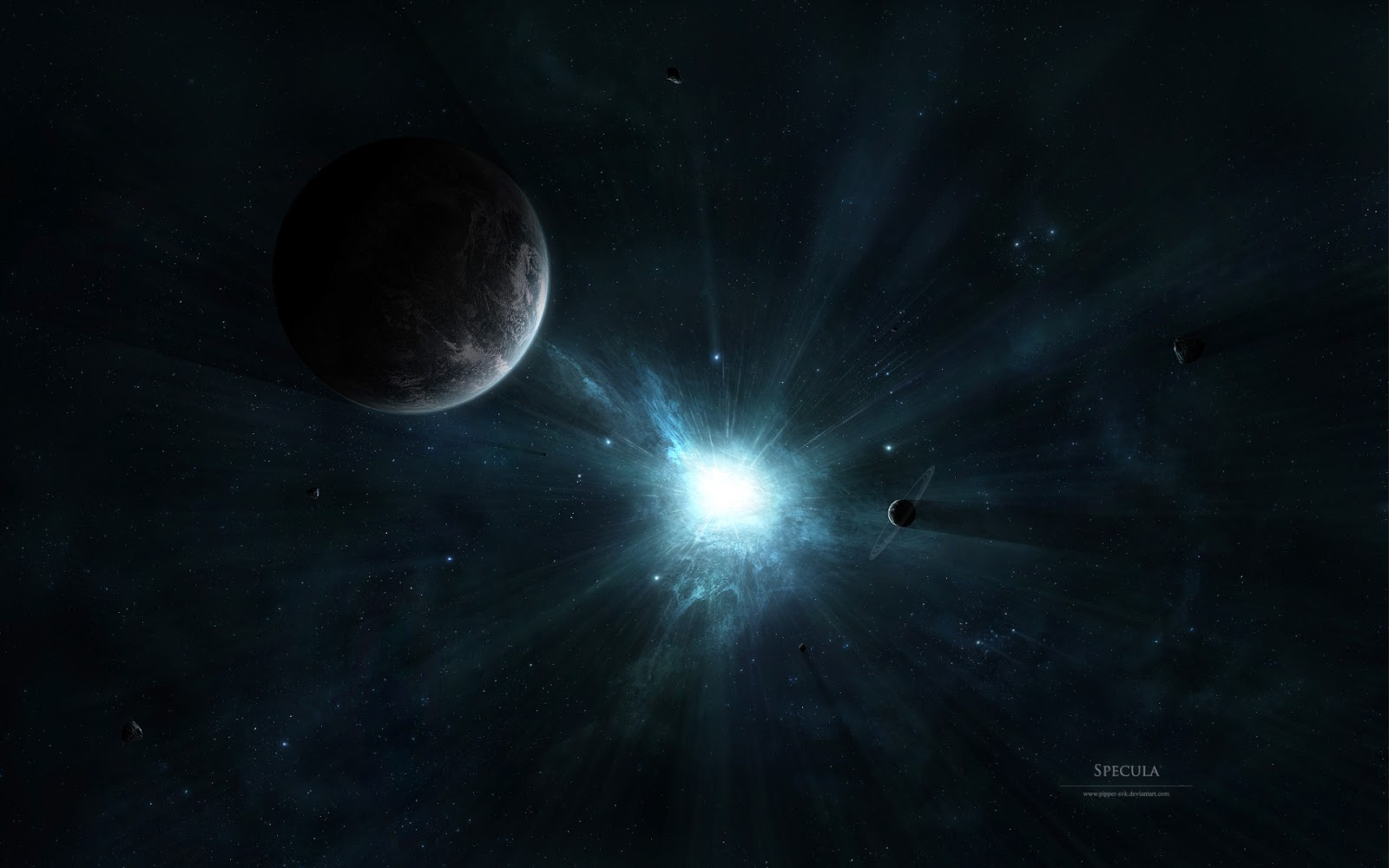 Gup Shup: 28 Amazing Space Wallpapers In HD