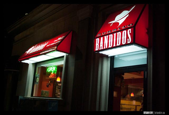 Restaurant Review: Burrito Bandidos - BRIAN KIM