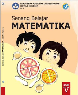 Buku Siswa dan Guru Matematika Kelas 5 Kurikulum 2013 Revisi 2018