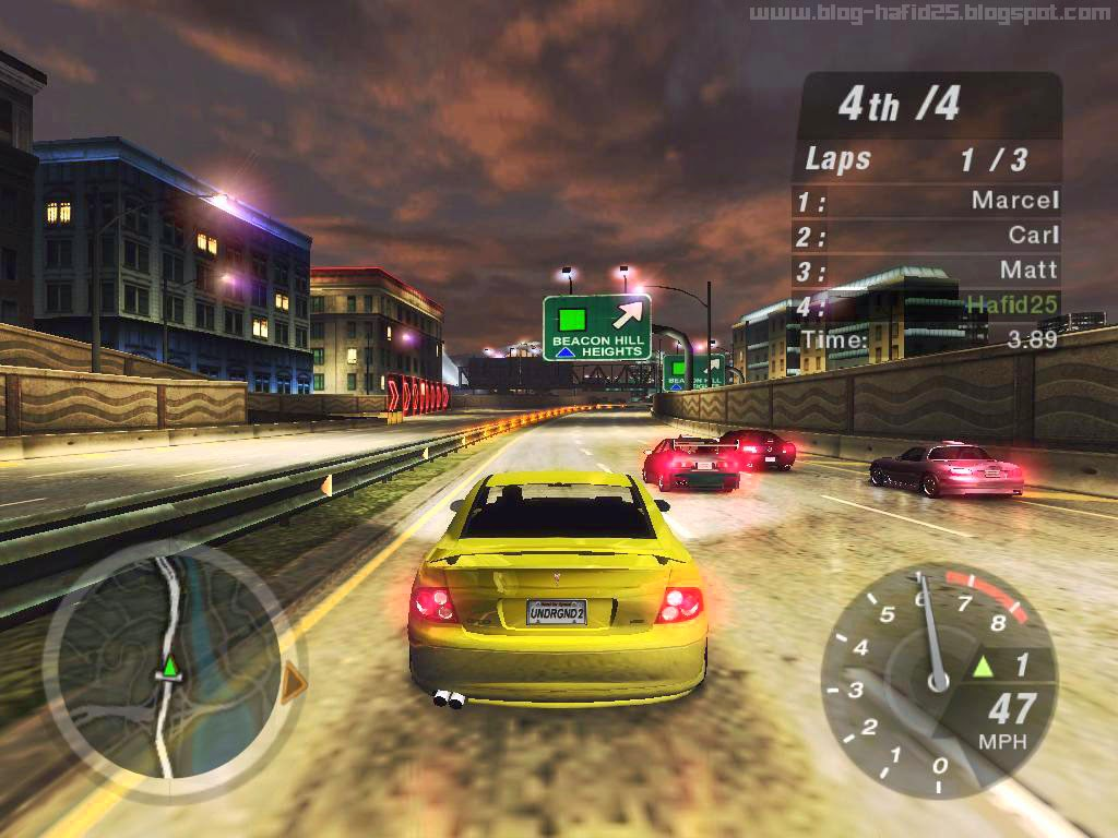 Need For Speed Underground 2 Apk Data Free Download - packspigi
