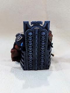Dead terminator pre-dusting angle 2