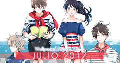Wallpapers Manga Shoujo: Julio 2017