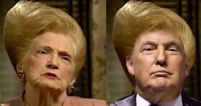 Donald Trump Mutter