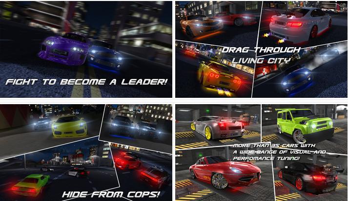 Drag Racing 3D v1.7.5.1 APK+DATA
