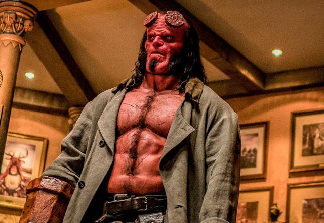 Crítica: Hellboy