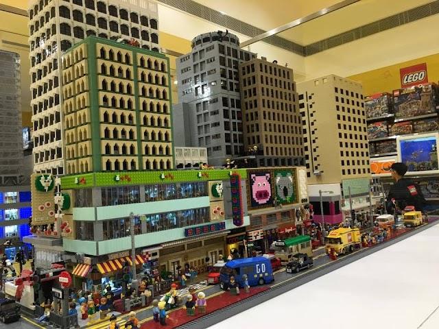 【積木迷福音】香港首間LEGO STORE 朗豪坊開幕
