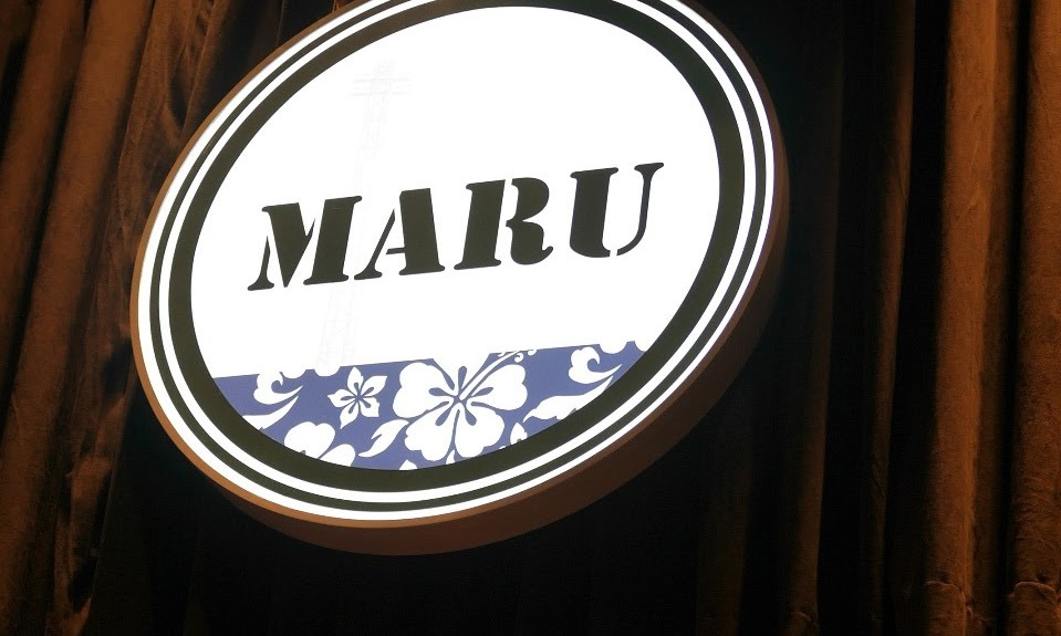 Maru Dine & Bar - Contemporary Asian fusion restaurant in Tanjong Pagar