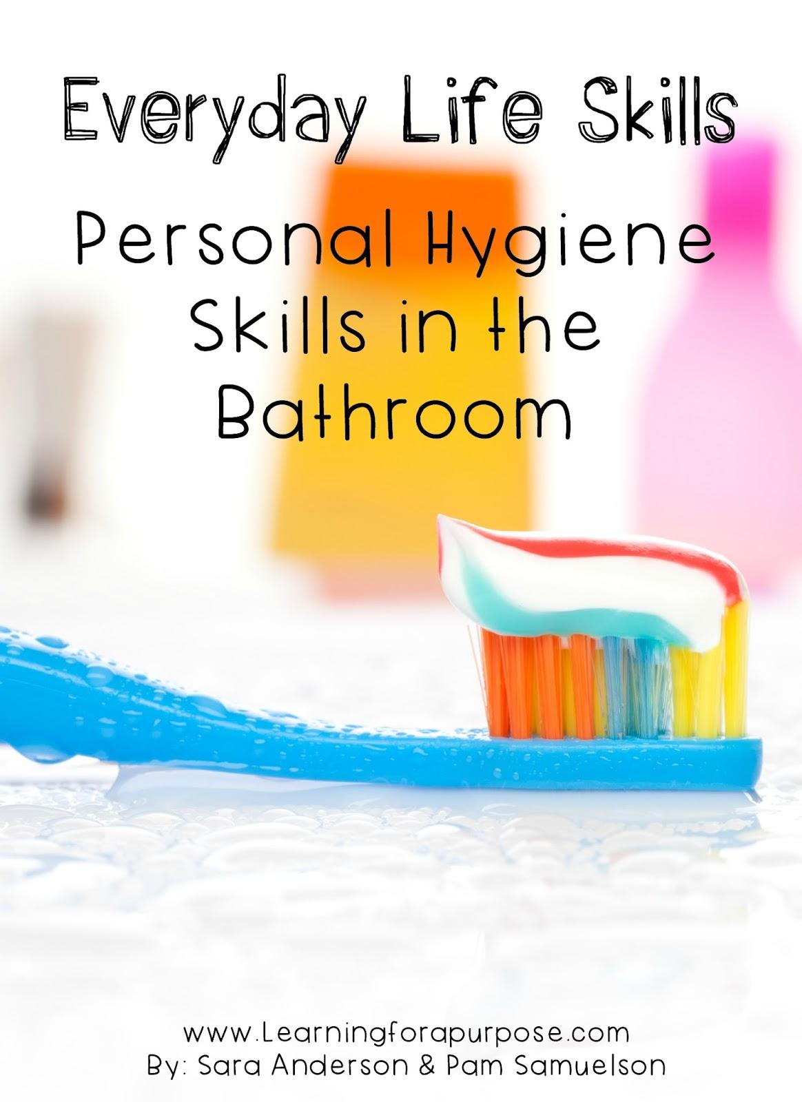 Personal hygiene skills ebook