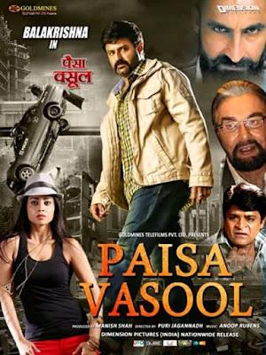 Paisa Vasool 2018 Hindi Dubbed WEBRip 480p 350mb x264