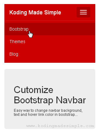 bootstrap-navbar-mobile-expanded-view