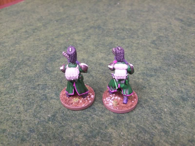Wargames Factory Shock Troops with Backpacks