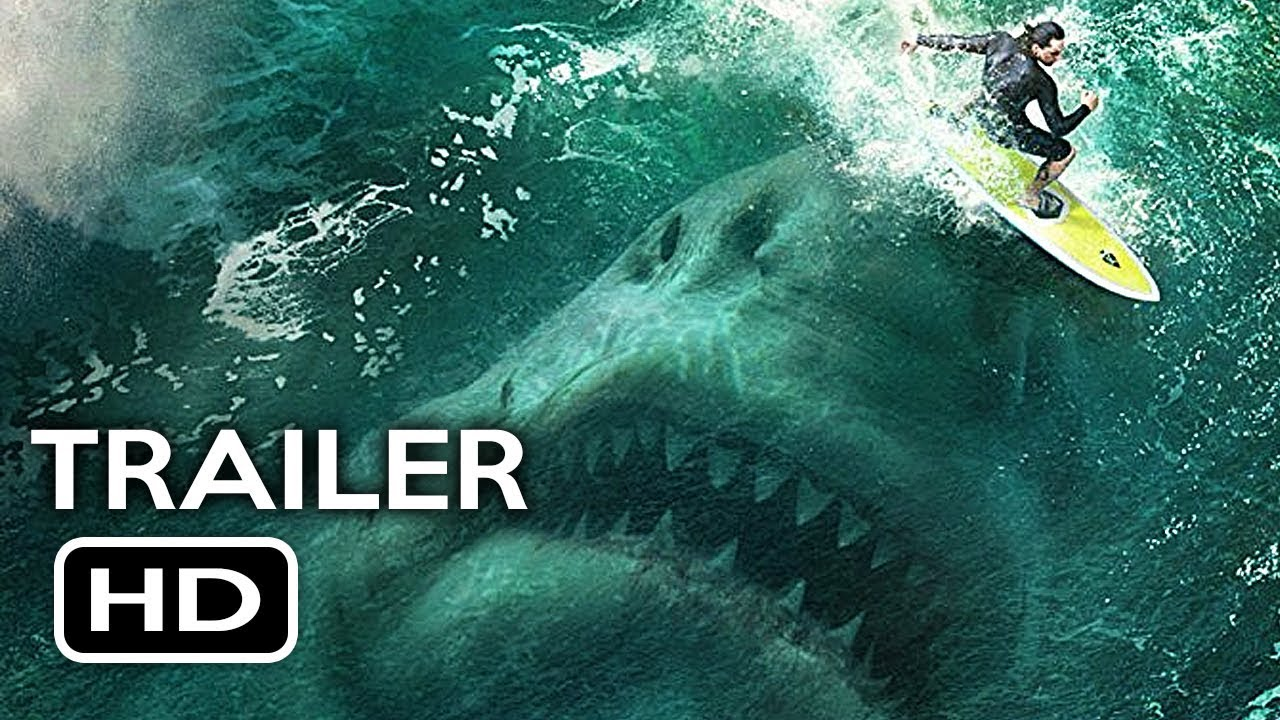 The Meg Official Trailer
