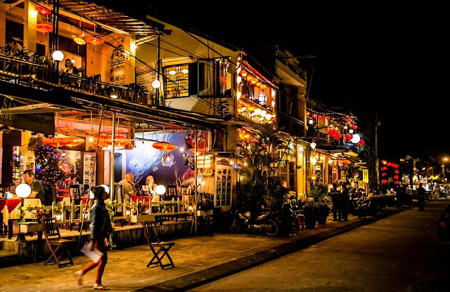 Hoi An beauty under the view of travel blogger Thailand 4