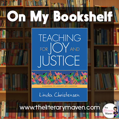 Teaching for Joy and Justice by Linda Christensen is filled with great ideas for lessons that will engage students and build their writing skills. Two of my favorites are read-arounds, a strategy for students to share their writing and receive feedback, and the use of criteria checklist throughout the writing process. Read on for more of my review and ideas for classroom application.