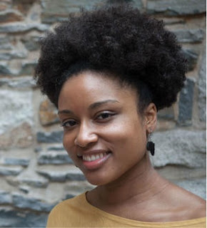 Writer and storyteller Shauntay Grant.