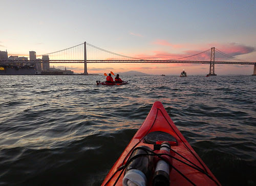 Tours de City Kayak em San Francisco