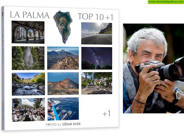 El fotógrafo internacional César Russ presenta en La Cosmológica su mirada sobre la naturaleza y la historia de La Palma