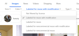 Screenshot showing that I have chosen 'Reuse with modification'
