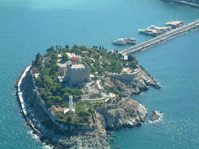 kuşadası kale (ada)