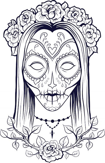 http://kidspressmagazine.com/kids-activities/coloring-pages/advance-coloring/sugar-skull-coloring-page-9.html