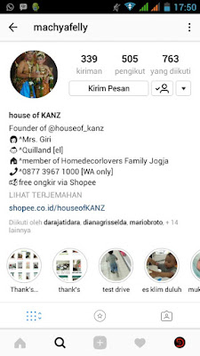 house of KANZ