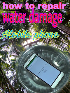 Water damage mobile phone solutions