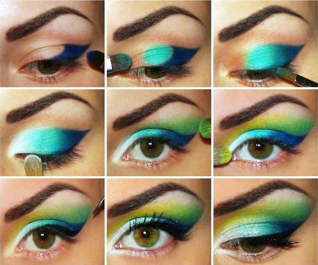 tutorial maquiagem para usar na copa