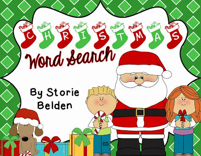 http://www.teacherspayteachers.com/Product/Christmas-Word-Search-Freebie-1012865