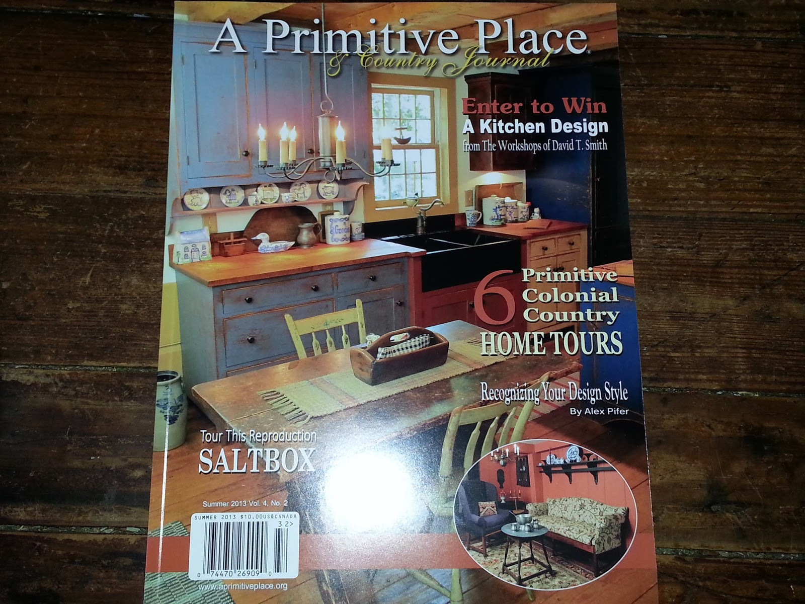 Just Country Happenings!: A Primitive Place Magazine