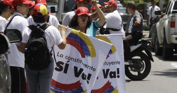 ANC de Maduro no es ni la sombra de la Constituyente de 1999