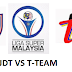 Live Streaming Keputusan JDT Vs T-Team 25 Februari 2017