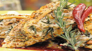 Pollo con Hierbas