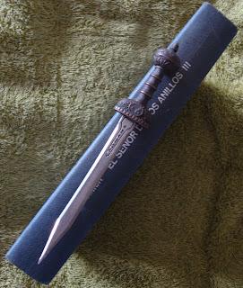 Portada del libro El retorno del rey, de J. R. R. Tolkien