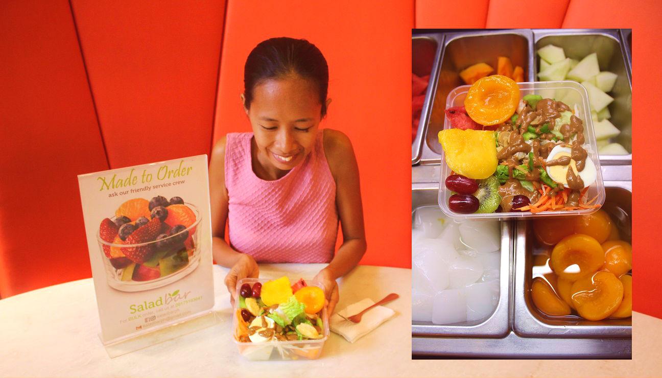 salad bar philippines