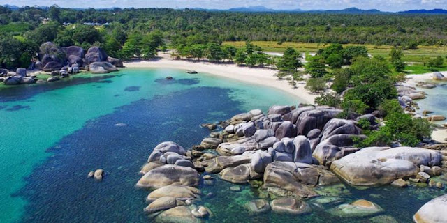 Liburan Murah ke Belitung Ala Backpacker