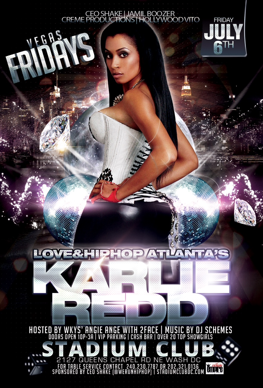 Love And Hip Hop Atls Karlie Redd Redd Remy Weekend New Music