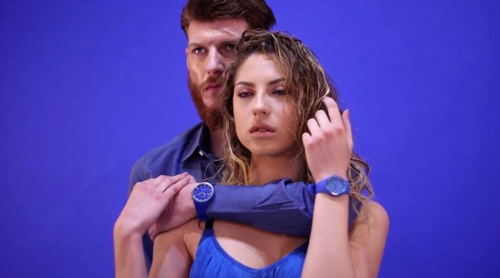 Modella Boccadamo pubblicità Colora il tuo tempo con TooBe Boccadamo con Foto - Aprile 2017