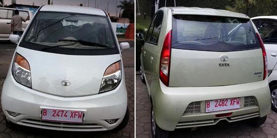 Mobil Murah Tata Nano Rp 24 Jutaan Hebohkan Facebook